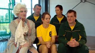 Gay Olympics | Shaun Micallef's MAD AS HELL | Fridays, 8pm, ABC1