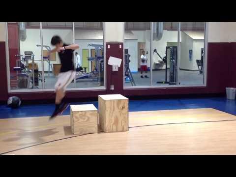 Sports Performance Training in Alexandria (MBSC Phase 1- Plyometric training)