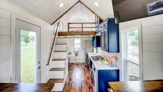 Stunning Beautiful The Kokosing Tiny House By Modern Tiny Living | Living Design For A Tiny House