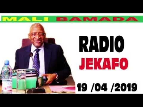 Radio Jekafo 19/ 04/ 2019
