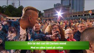 Allsång: Sommarnatt - Lotta på Liseberg (TV4)