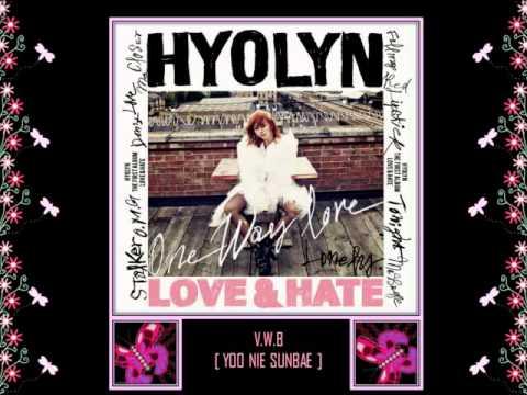 HYORIN [SISTAR]- LONELY [AUDIO]