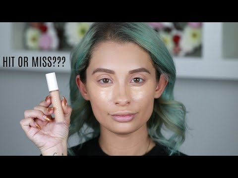 HIT OR MISS... FENTY BEAUTY CONCEALER + SETTING POWDER REVIEW