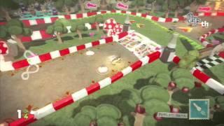 Quick Look: LittleBigPlanet Karting (PlayStation 3)