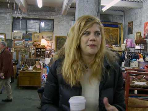 Annex Antiques with Kristen Johnston - New York