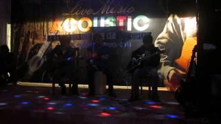 """""""Acoustic III""""- Guitar Nông lâm Huế- rhythm of the rain ( Aphon, Dương Nhân, Đức Hận)"""