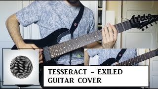 TesseracT - Of Mind: Exiled (Guitar Cover)