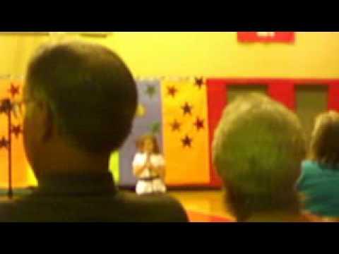 Minor Hill School Presents The talent show Ashlin Vandiver