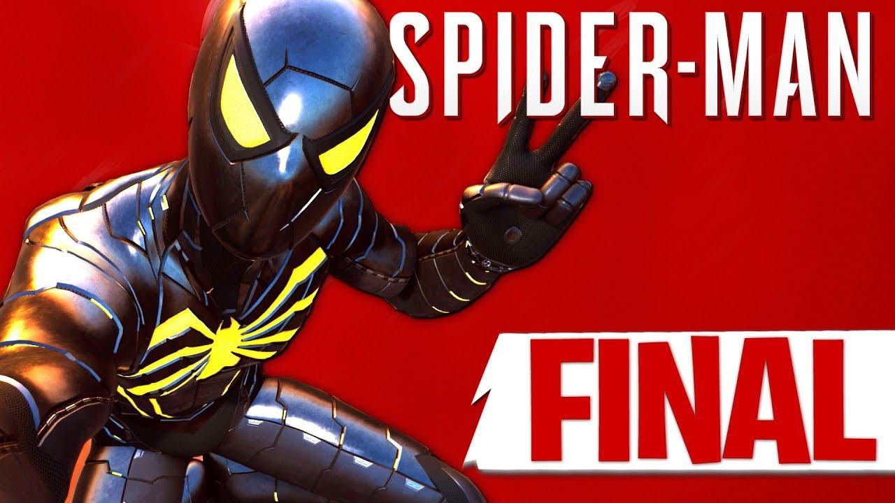 Finalul din SPIDERMAN! (Jocul Full - Live)