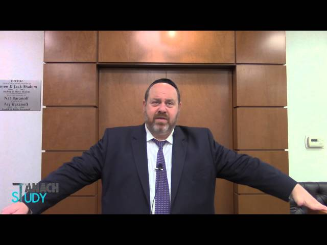 Rabbi David Fohrman - Prophet on the Run: Yonah and Yom Kippur