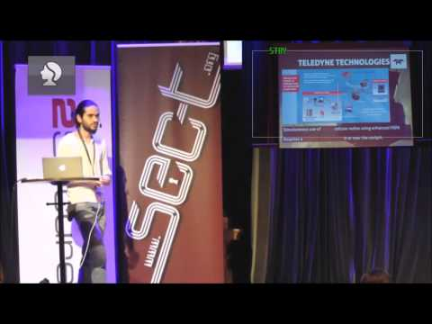0x07: Hugo Teso - Going deeper on aviation security