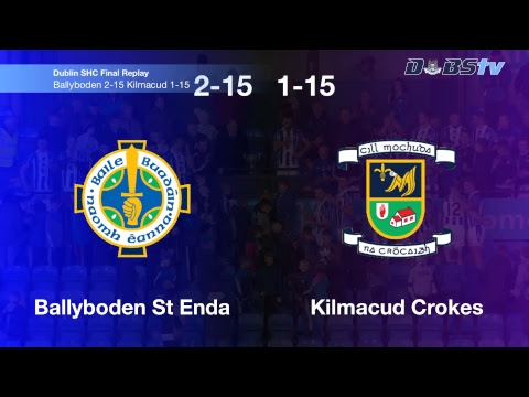 Dublin SHC 'A' Final Replay: Live Stream
