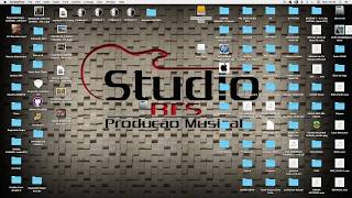 Video INSTAL , Mac OS X , Pro Tools e pacote de Plug-Ins