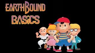 Earthbound Basics - Baldi's Basics in Education and Learning Mod