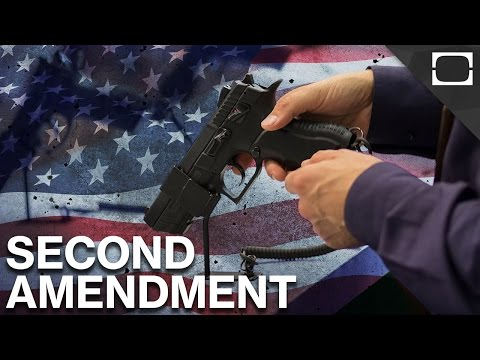 Why American Gun Laws Depend on a Comma