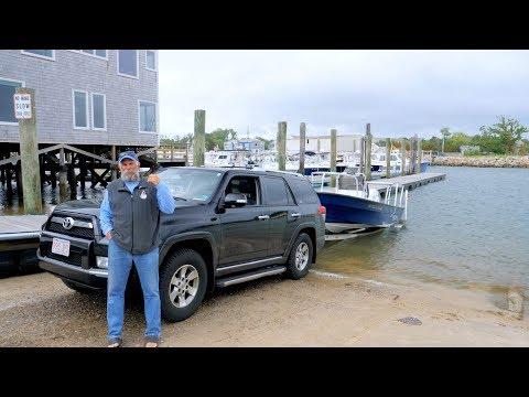 Cape Cod Boat Ramp Guide: Barnstable Harbor