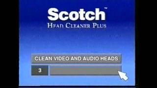 Scotch Head Cleaner Plus