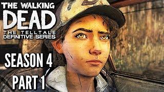 The Walking Dead: Definitive Edition SEASON 4 GAMEPLAY walkthrough (DomTheBomb TWD)