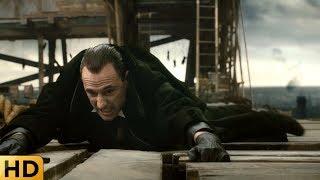 Холмс вешает Блэквуда на мосту. Шерлок Холмс.