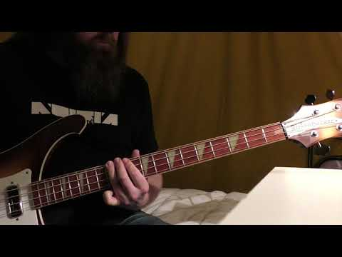 """""""Dirty Boots"""" - SONIC YOUTH Bass Cover"""