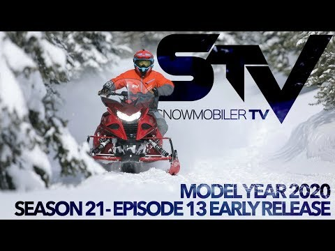 2020 Snowmobiles - Episode 13 Early Release