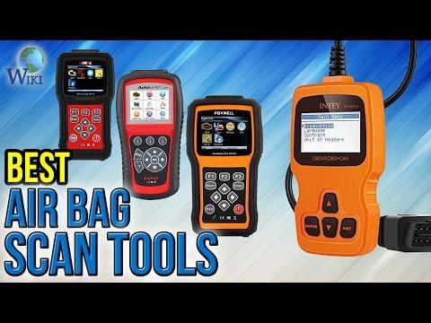8 Best Air Bag Scan Tools 2017