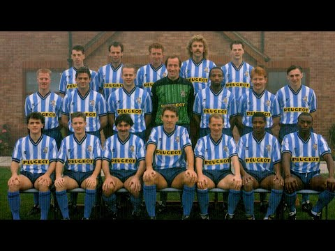 Coventry City 1990 91