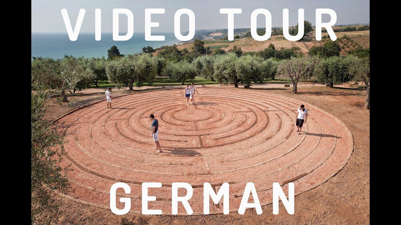 CONTEA DEI CILIEGI Video Tour (Deutsch)
