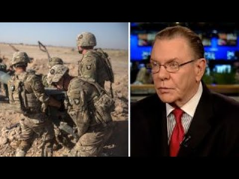 Keane: Up to 20,000 more troops needed in Afghanistan