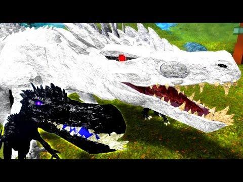 indominus rex dinosaur simulator
