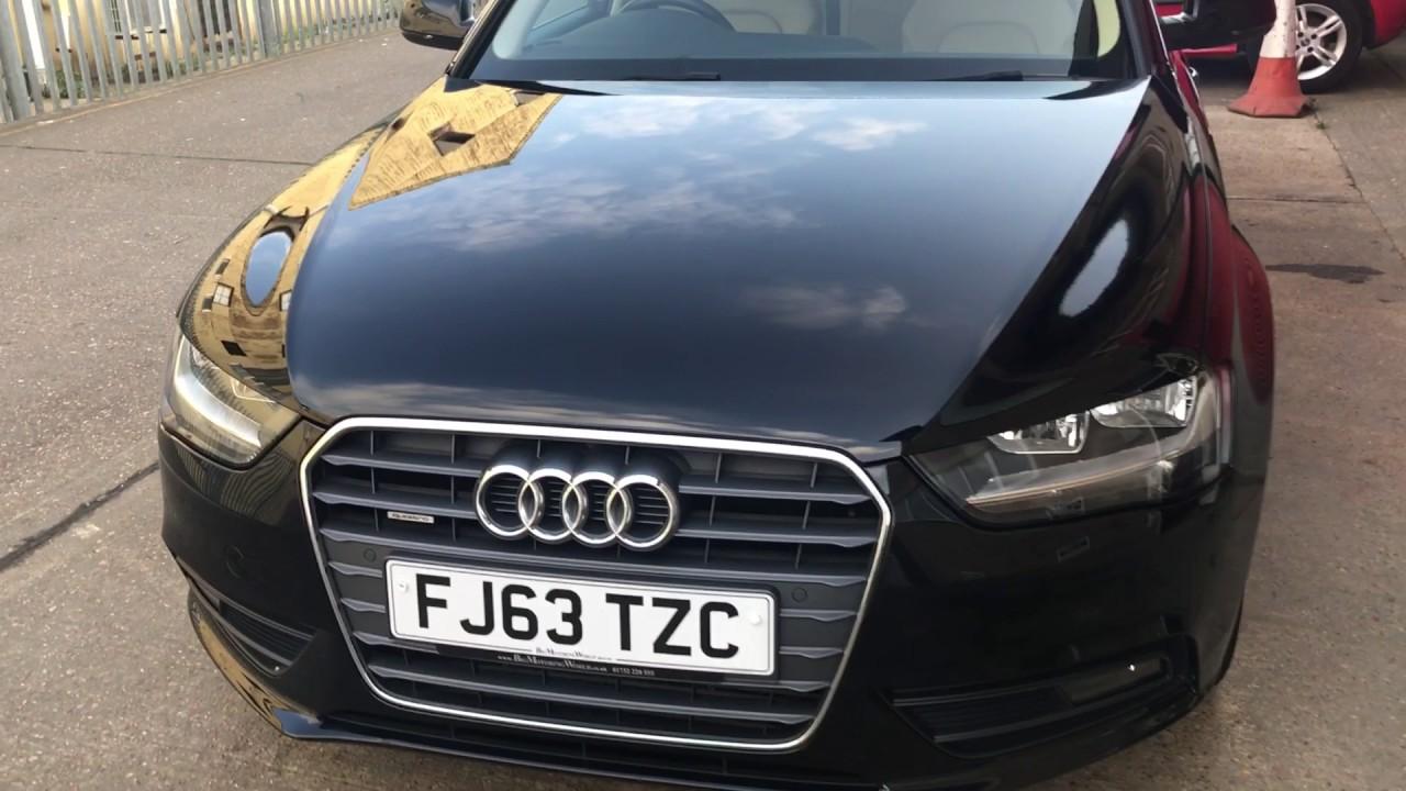 Audi A Full Valet YouTube - Audi car valet
