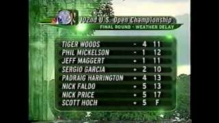 2002 US Open Rd 4 Back 9 Part 2/4