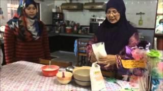 BR - Kueh Penyaram (الطبق التقليدي)