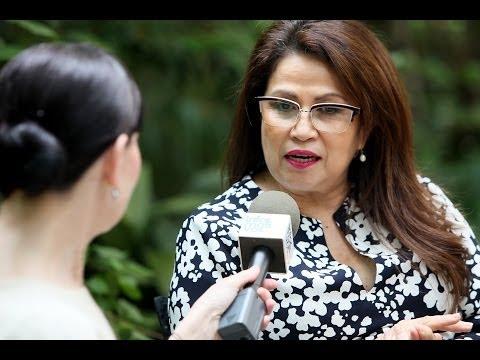 Entrevista a Lorena Vásquez (Master Blender Ron Zacapa)