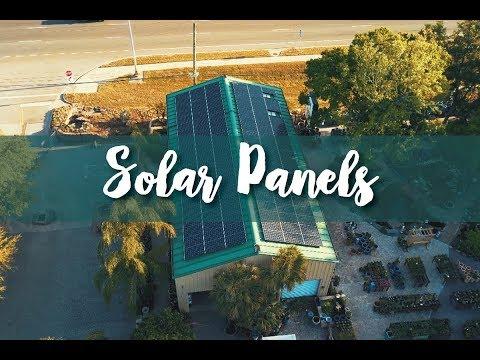 A1A Solar + Earth Works Garden Center