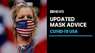 US CDC says people no longer have to wear masks if fully vaccinated | ABC News