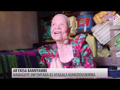 Namagoye ow'emyaka 83 asobeddwa oluvannyuma lwa bba n'abaana baabwe okufa