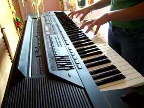 The Witches (1990) - theme on piano