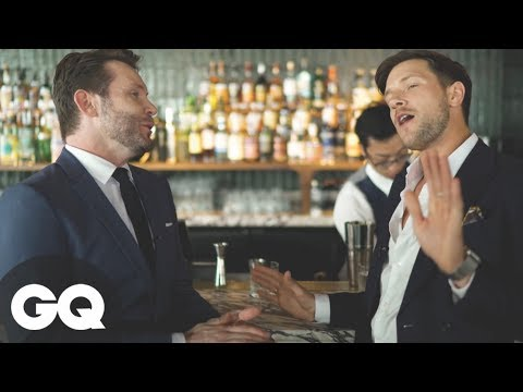 The GQ Platinum Experience With American Express