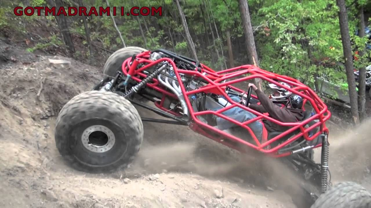 Rockwell Buggy Takes On Southern Rock Racing Youtube