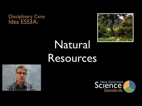 ESS3A - Natural Resources
