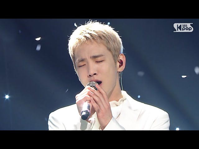 《MOURNFUL》 SHINEE(샤이니) - Our Page(네가 남겨둔 말) @인기가요 Inkigayo 20180708