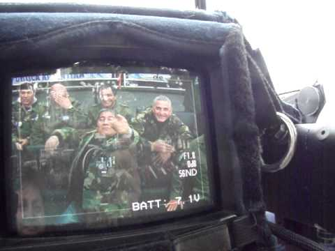 Veteranos de tigre en el helipuerto 14 de junio 11...