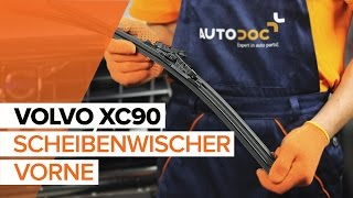 Wartung Volvo XC90 1 Video-Tutorial