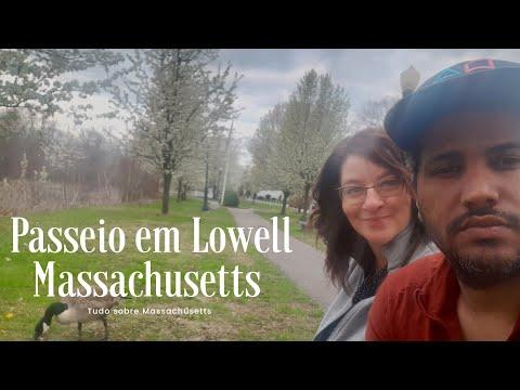 Passeio em Lowell