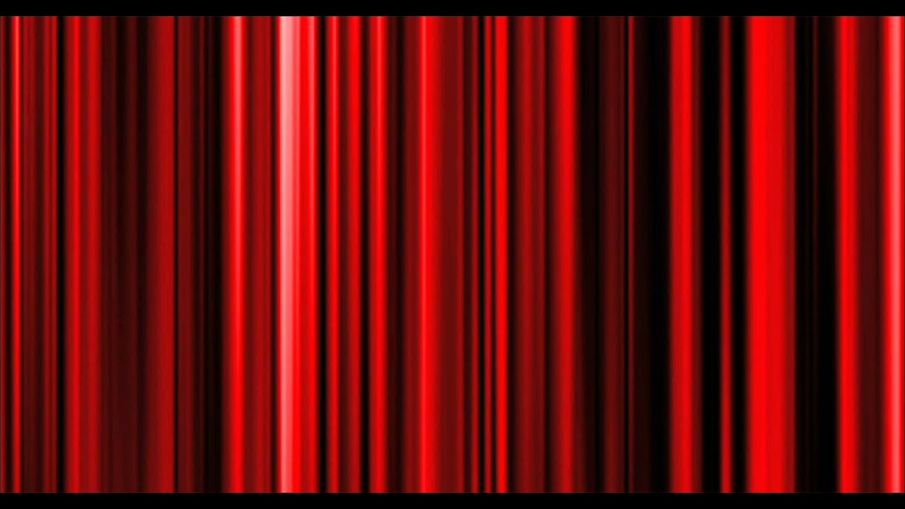 cartoon red curtains wallpaper - photo #35