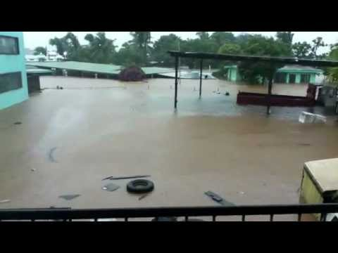 Fiji Flood March 30th 2012 - Ba Town