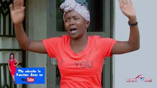 Chief maize eater. Kansiime Anne. African Comedy