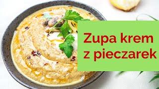 Szybka zupa pieczarkowa | Ugotowani.tv HD