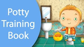 Potty training book (Award winner 2013)